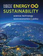 Cover of MRS Energy & Sustainability