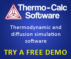 Thermo-Calc Software - Thermodynamic and diffusion simulation software - Try a free demo