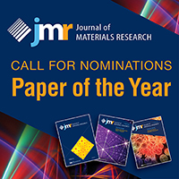 JMR Paper of the Year 200x200