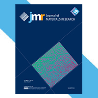 Journal of Materials Research Cover