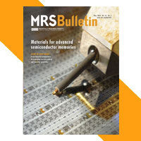 MRS Bulletin 2018 May Cover
