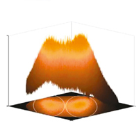 Separating photo-induced electrons provides a new paradigm in optoelectronic control