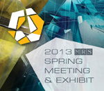 2013 MRS Spring Meeting Logo