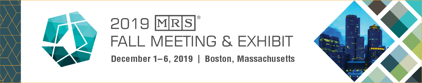 2019 MRS Fall Meeting & Exhibit