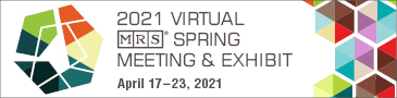2021 Virtual MRS Spring Meeting