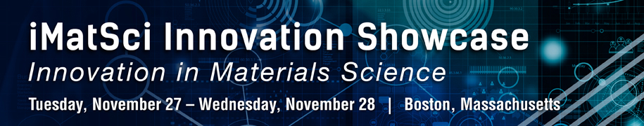 iMatSci Innovation Showcase
